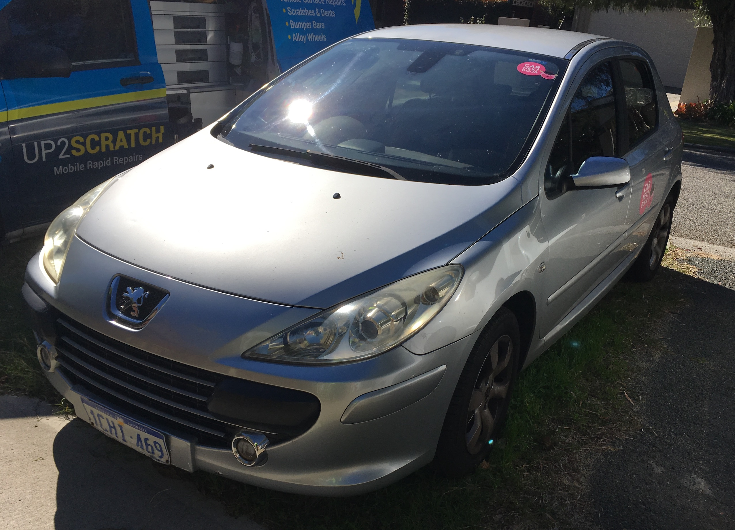 Picture of Vincent's 2006 Peugeot 307