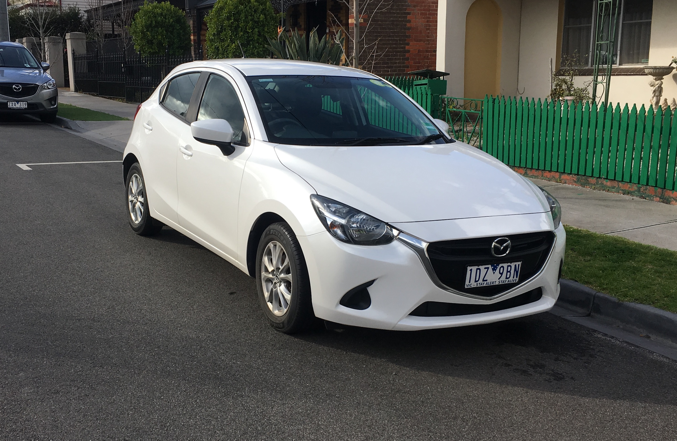 Picture of Tegan's 2004 Mazda 2