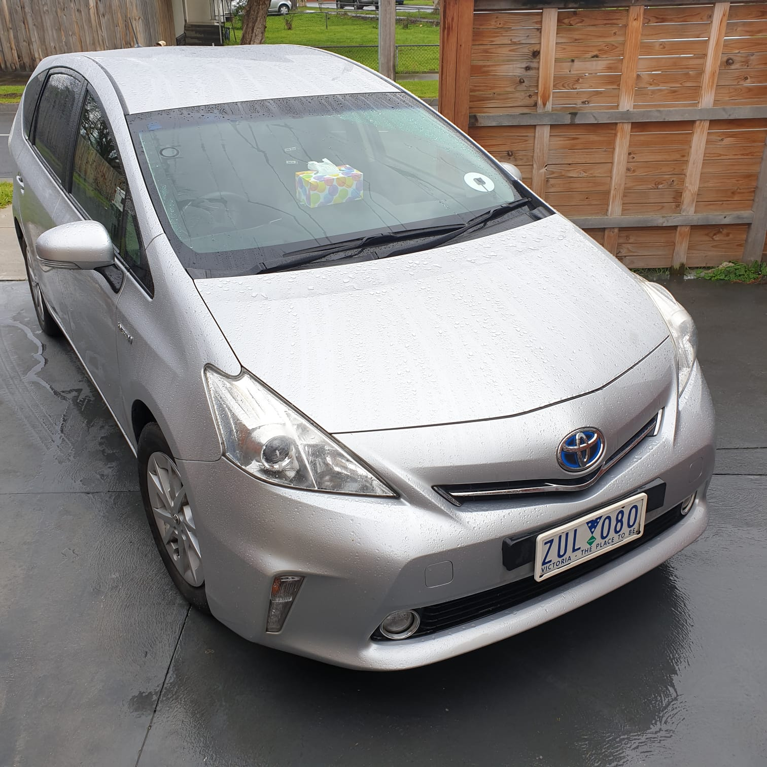 Picture of Mohammad's 2013 Toyota Prius V