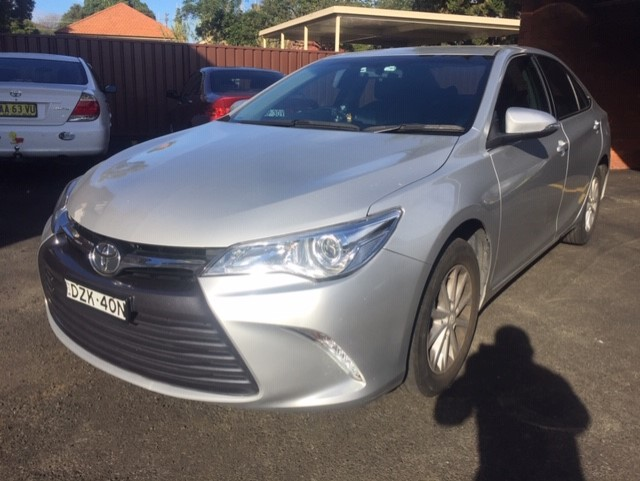 Picture of Mankash's 2017 Toyota Camry Altise