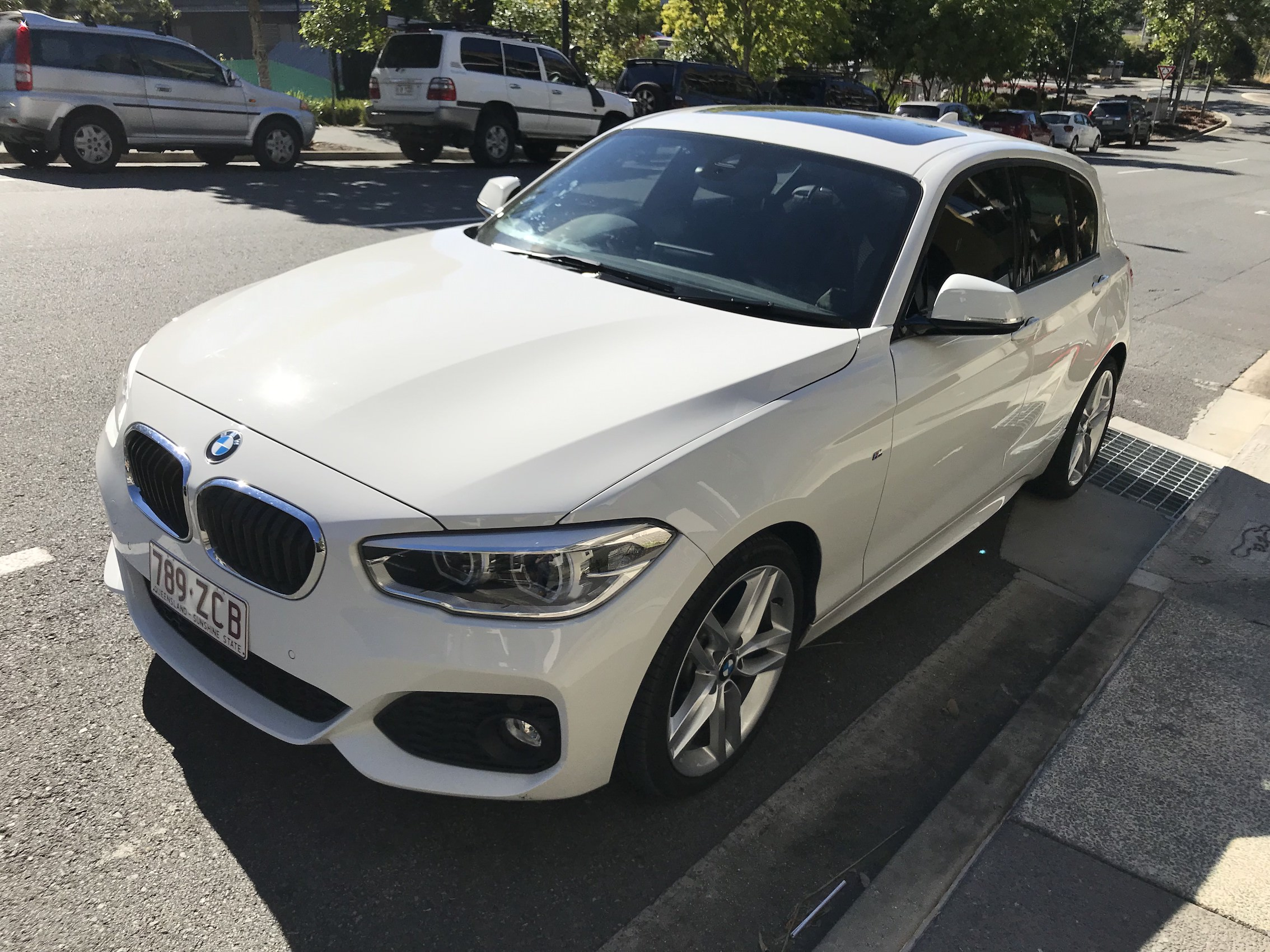 Picture of Jon's 2016 BMW 125i
