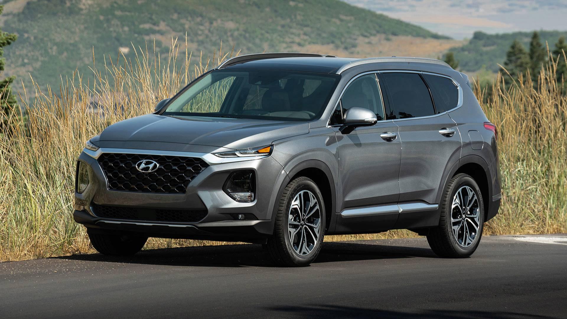Picture of Nicholas' 2019 Hyundai Sante Fe