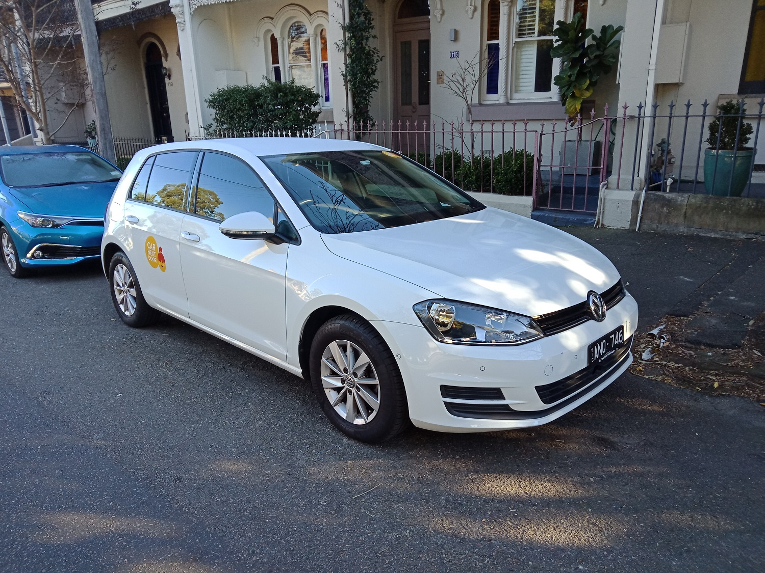 Picture of Adelle's 2017 Volkswagen Golf