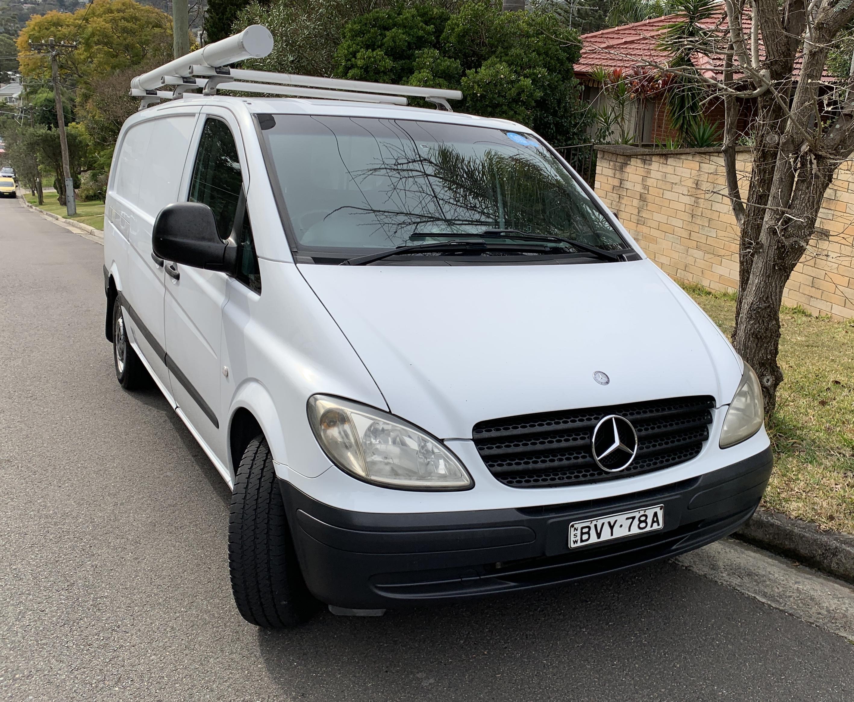 Picture of Daniel's 2008 Mercedes-Benz Vito