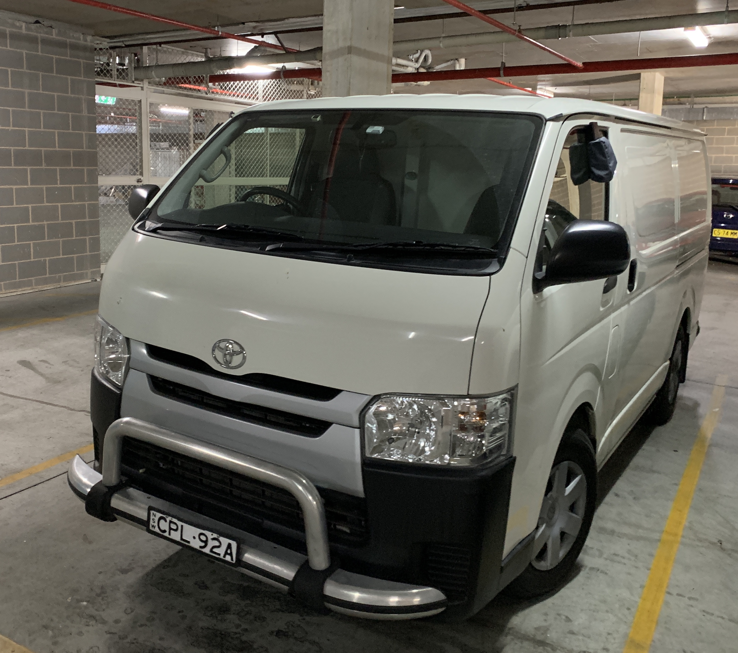 Picture of Bonnie's 2014 Toyota Hiace