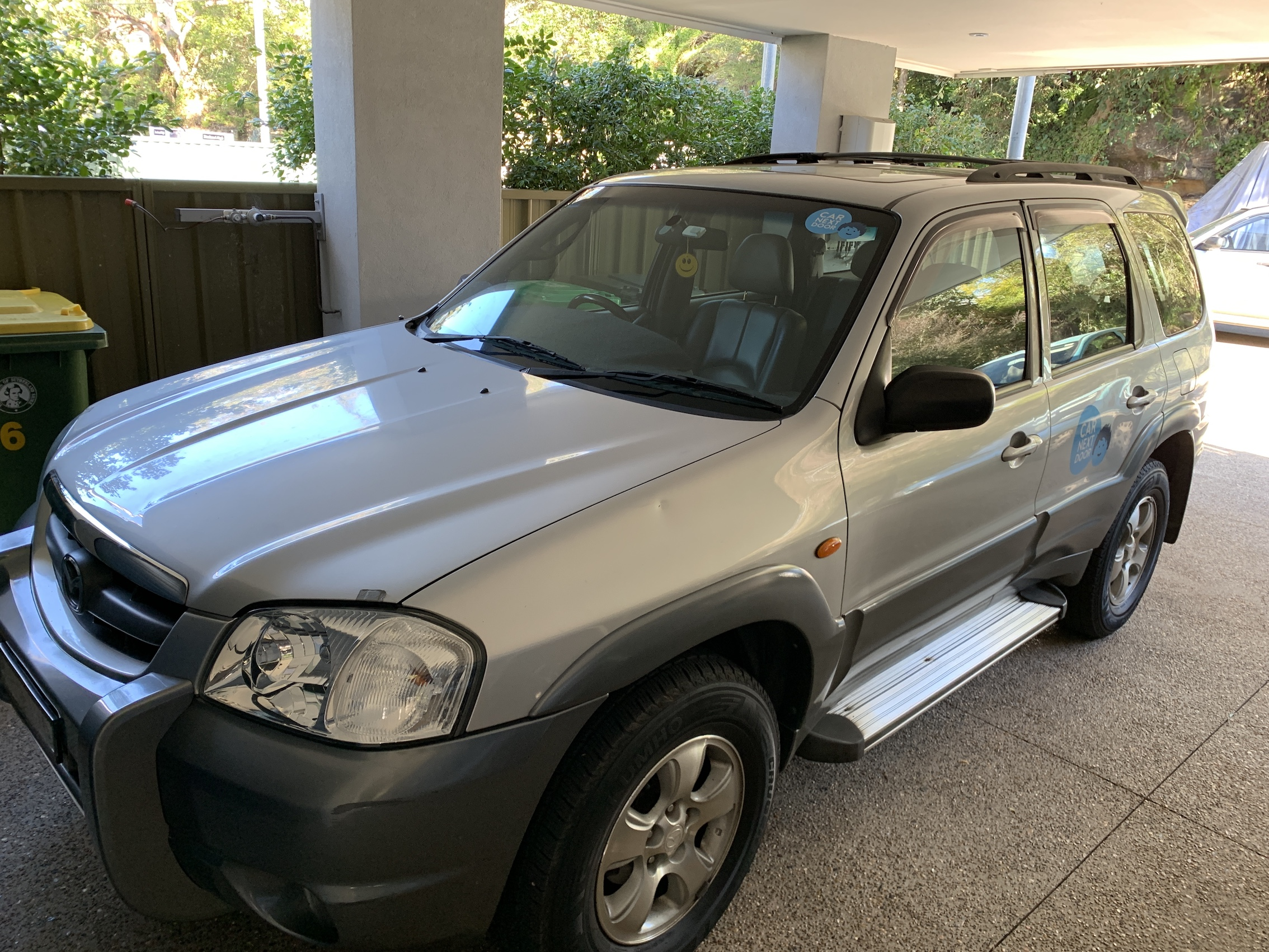 Picture of Spiros' 2002 Mazda Tribute