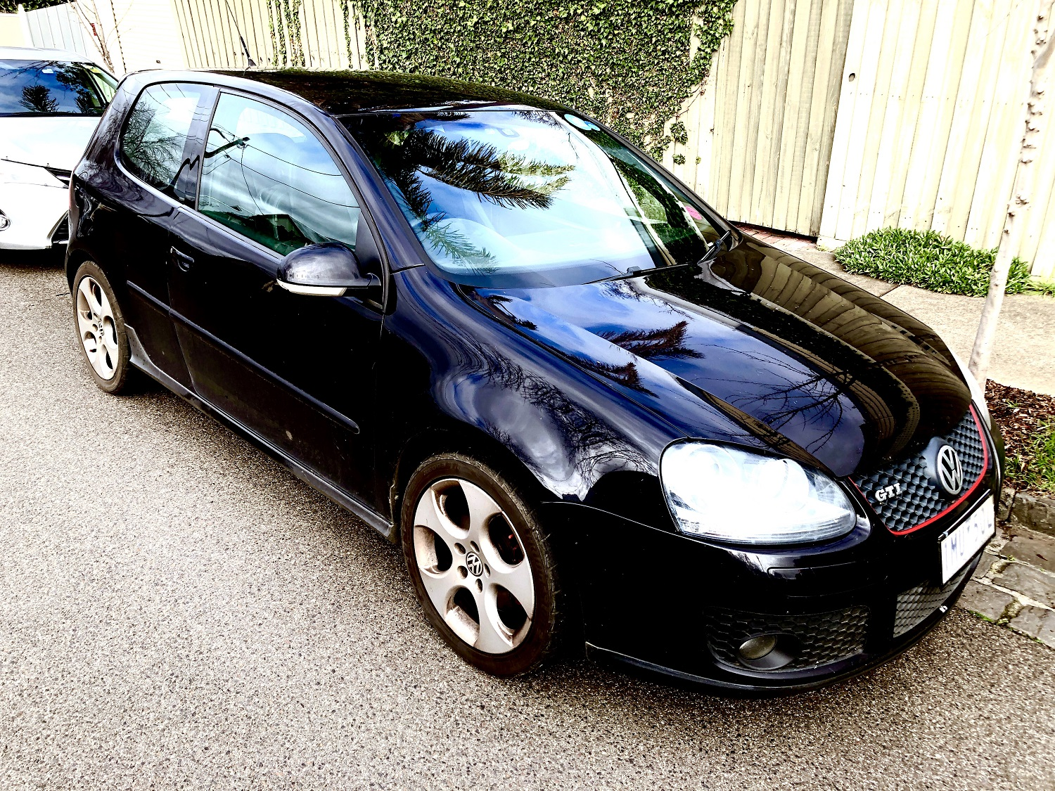 Picture of Briege's 2007 Volkswagen Golf GTI