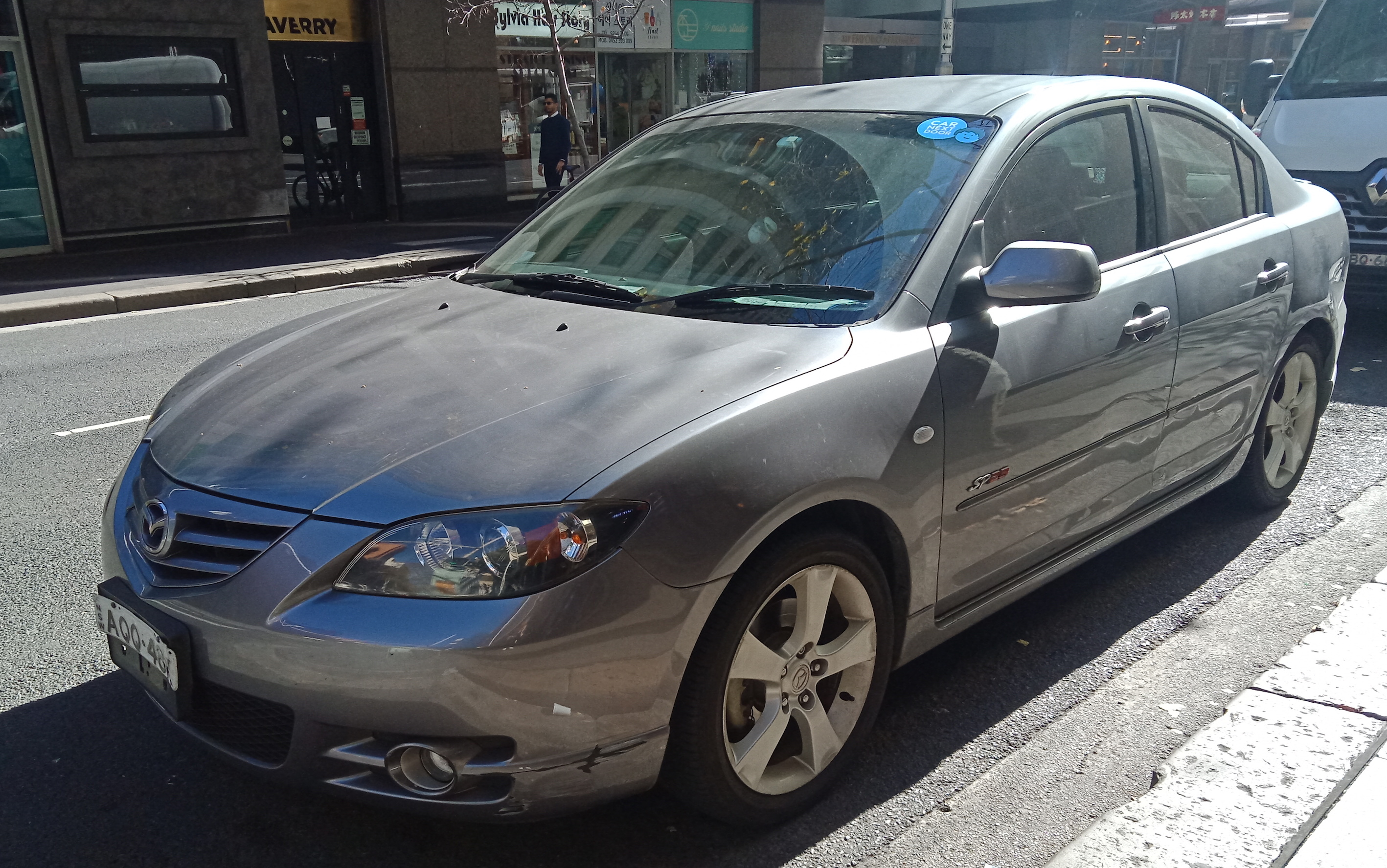 Picture of Trung's 2004 Mazda 3