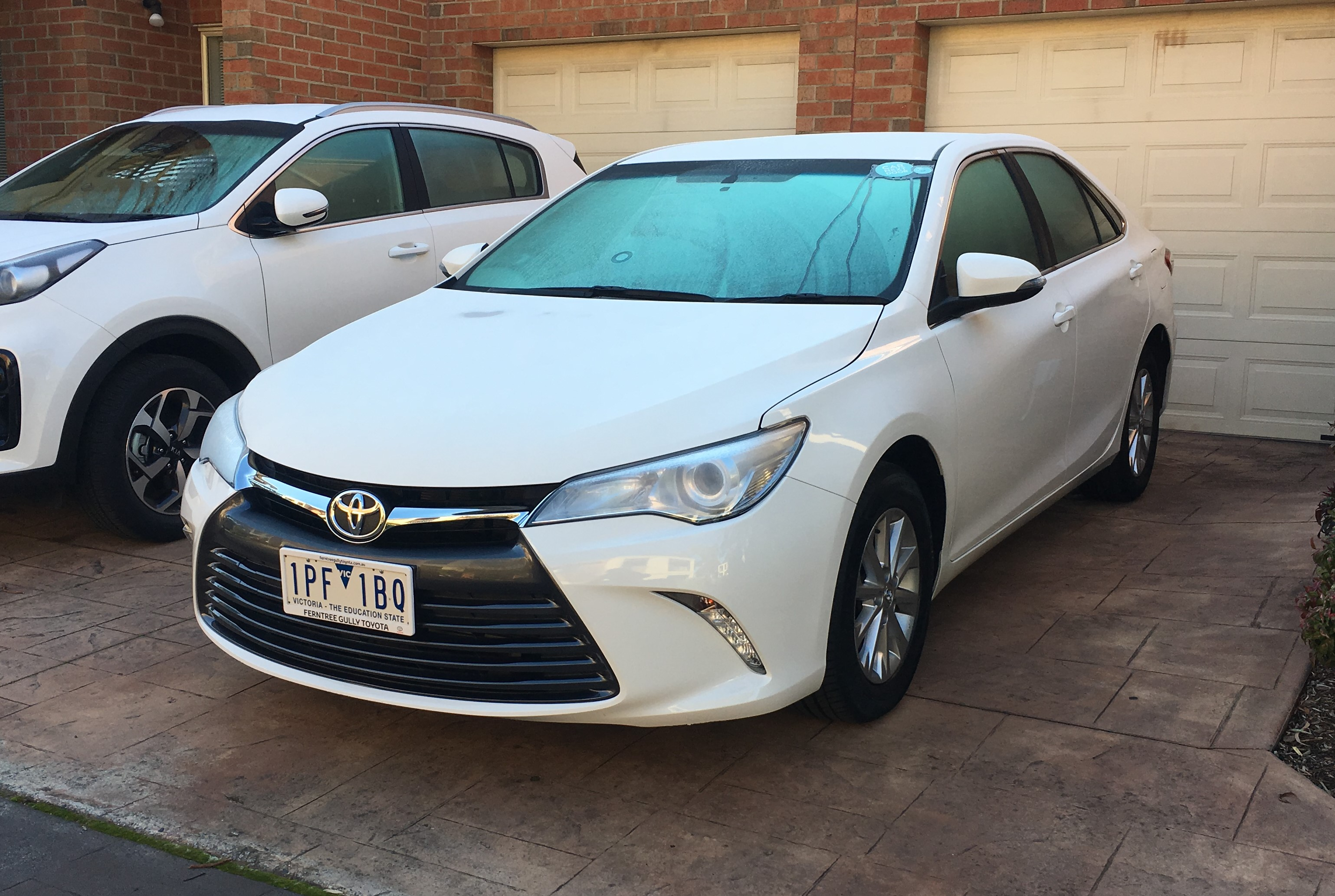 Picture of Yulei's 2017 Toyota Camry