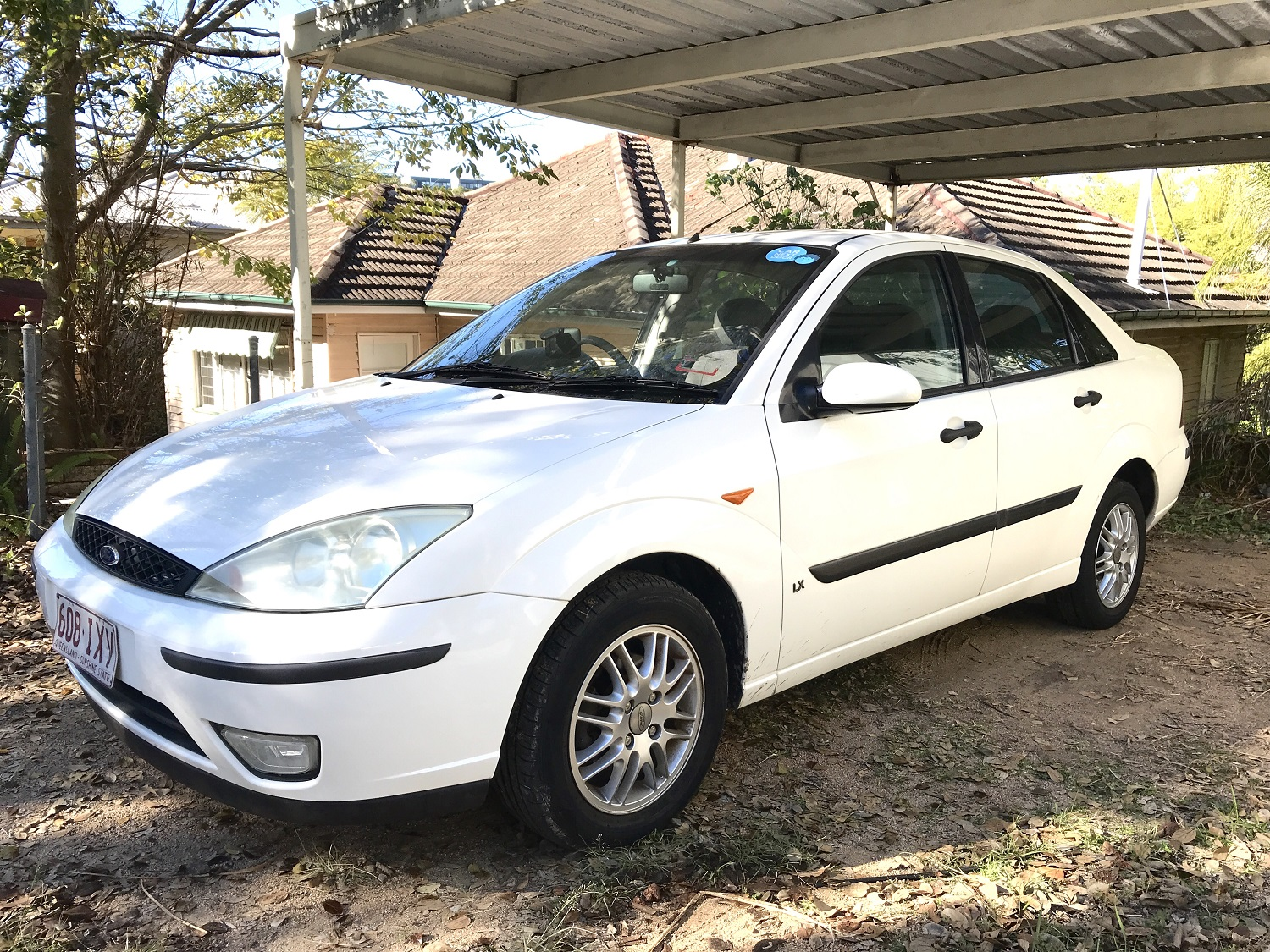 Picture of Chia Yong's 2003 Ford Focus
