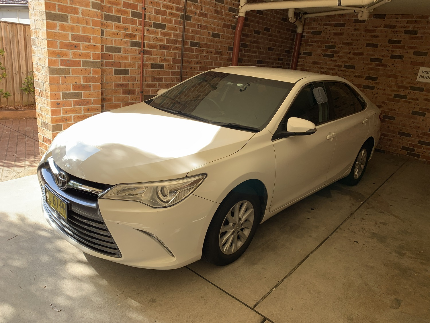 Picture of Vivek's 2015 Toyota Camry