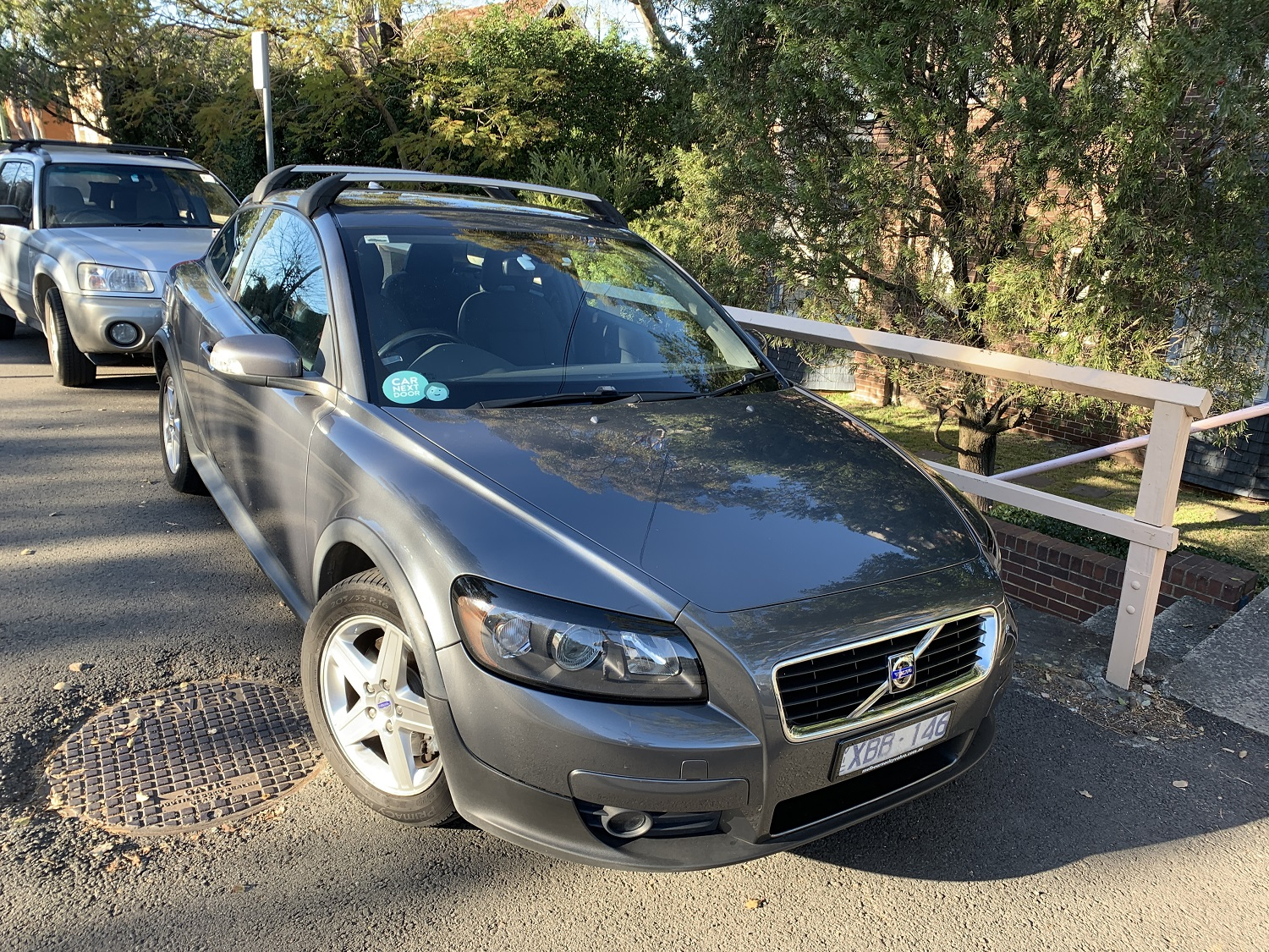 Picture of Simon's 2009 Volvo C30