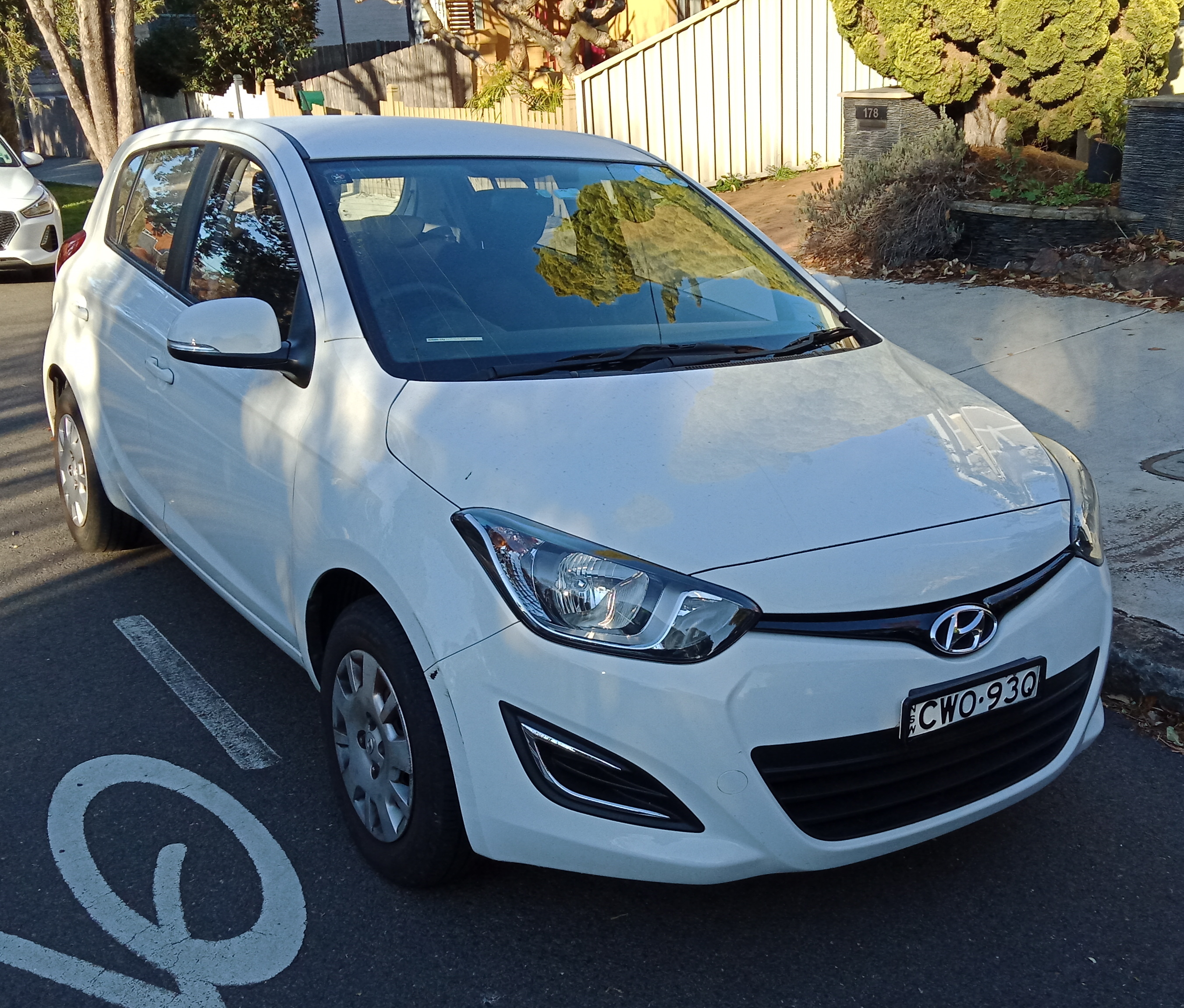 Picture of Jon's 2014 Hyundai i20