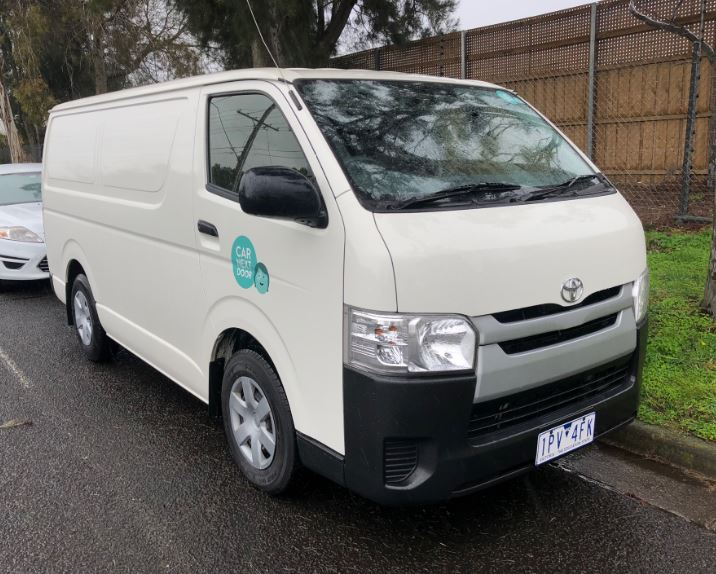 Picture of Rodwan's 2016 Toyota Hiace