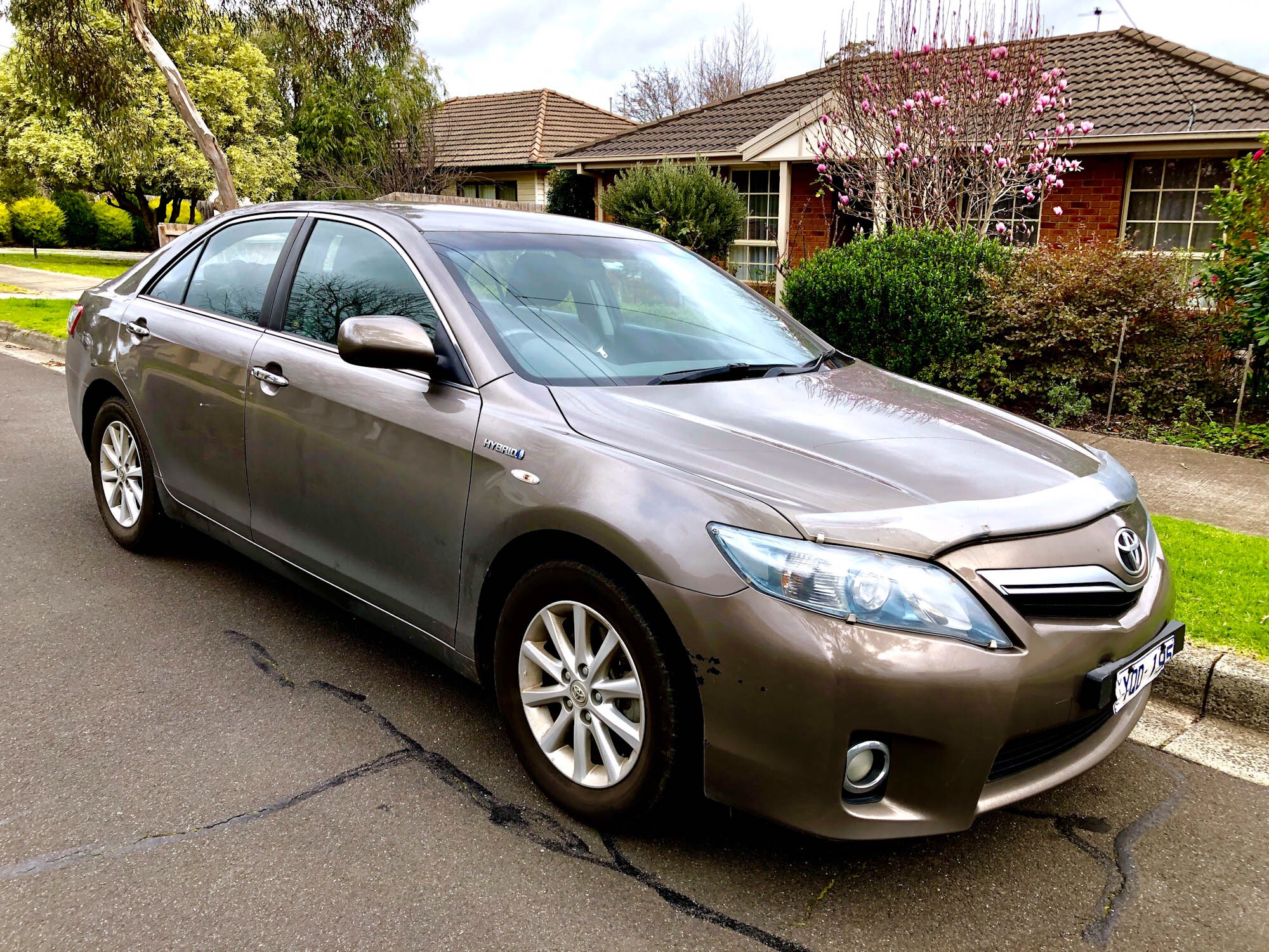 Picture of Mohit's 2011 Toyota Camry
