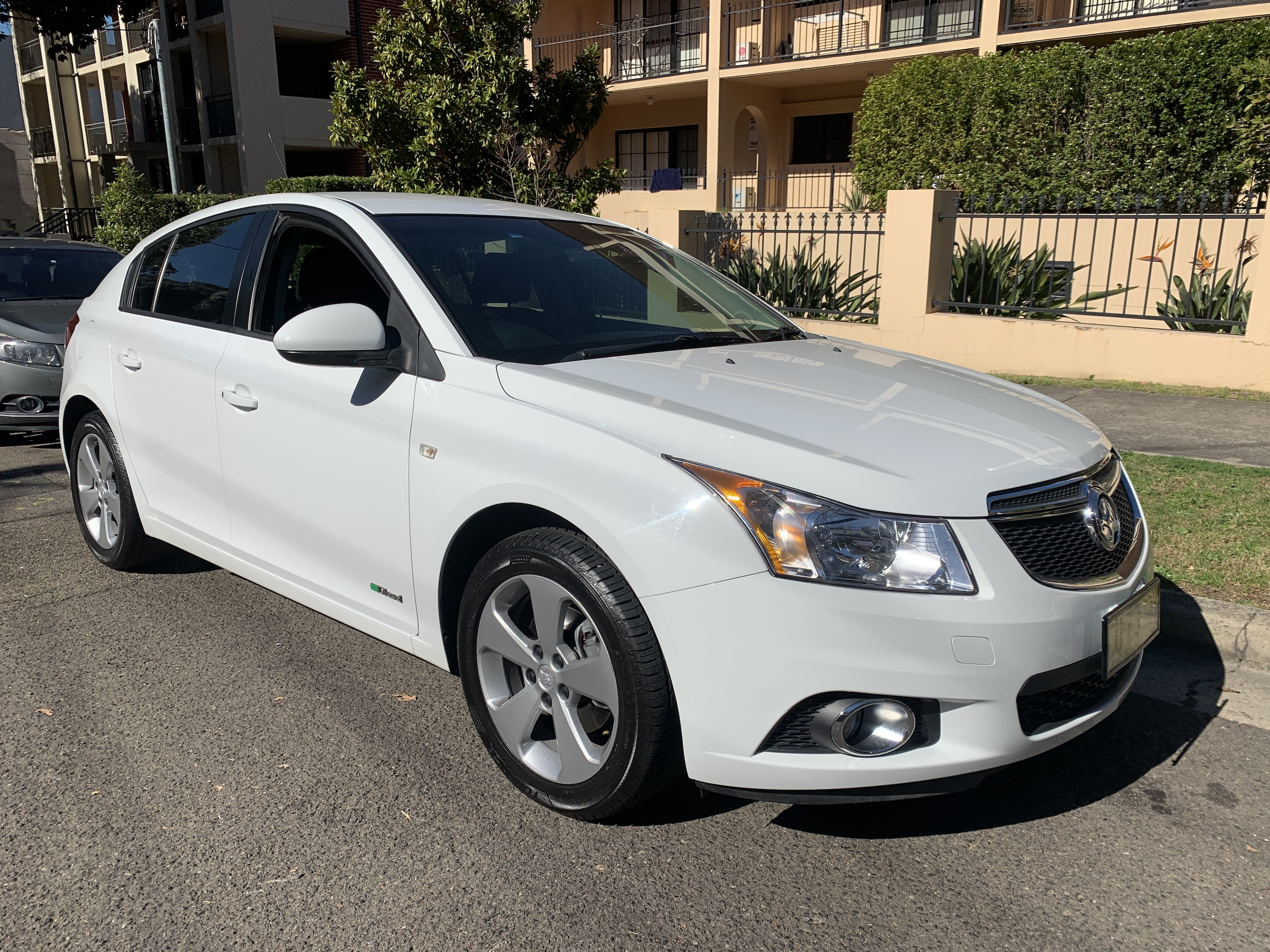 Picture of Chetan's 2014 Holden Cruze