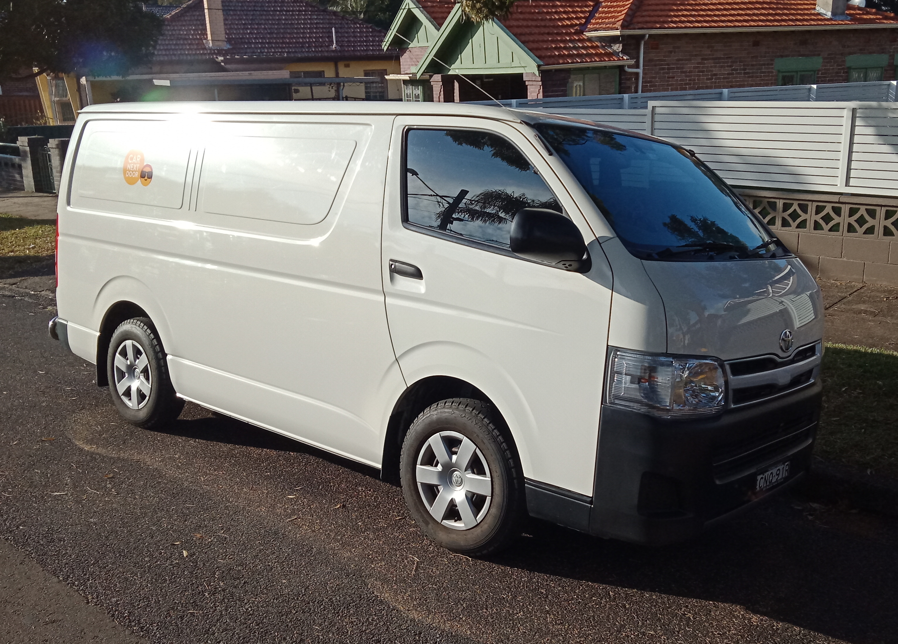 Picture of Andre's 2013 Toyota Hiace