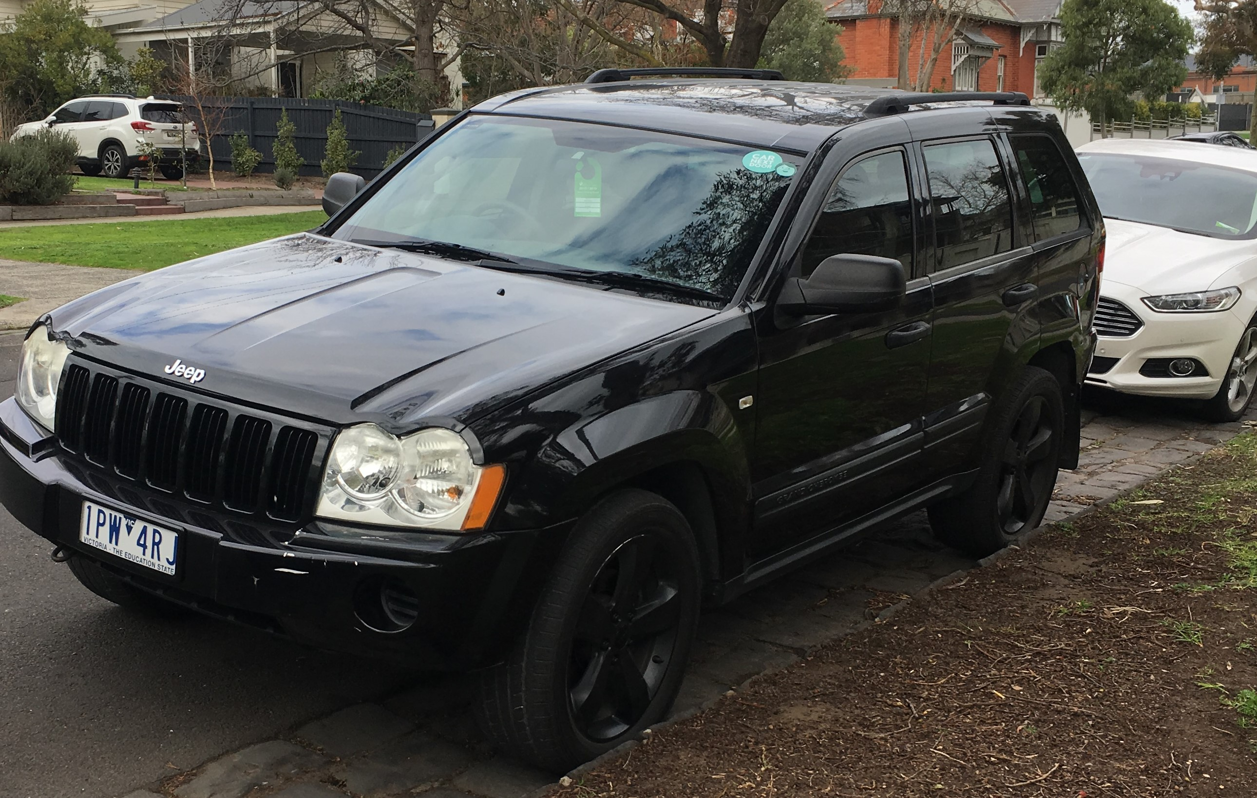 Picture of Matthew's 2006 Jeep Grand Cherokee