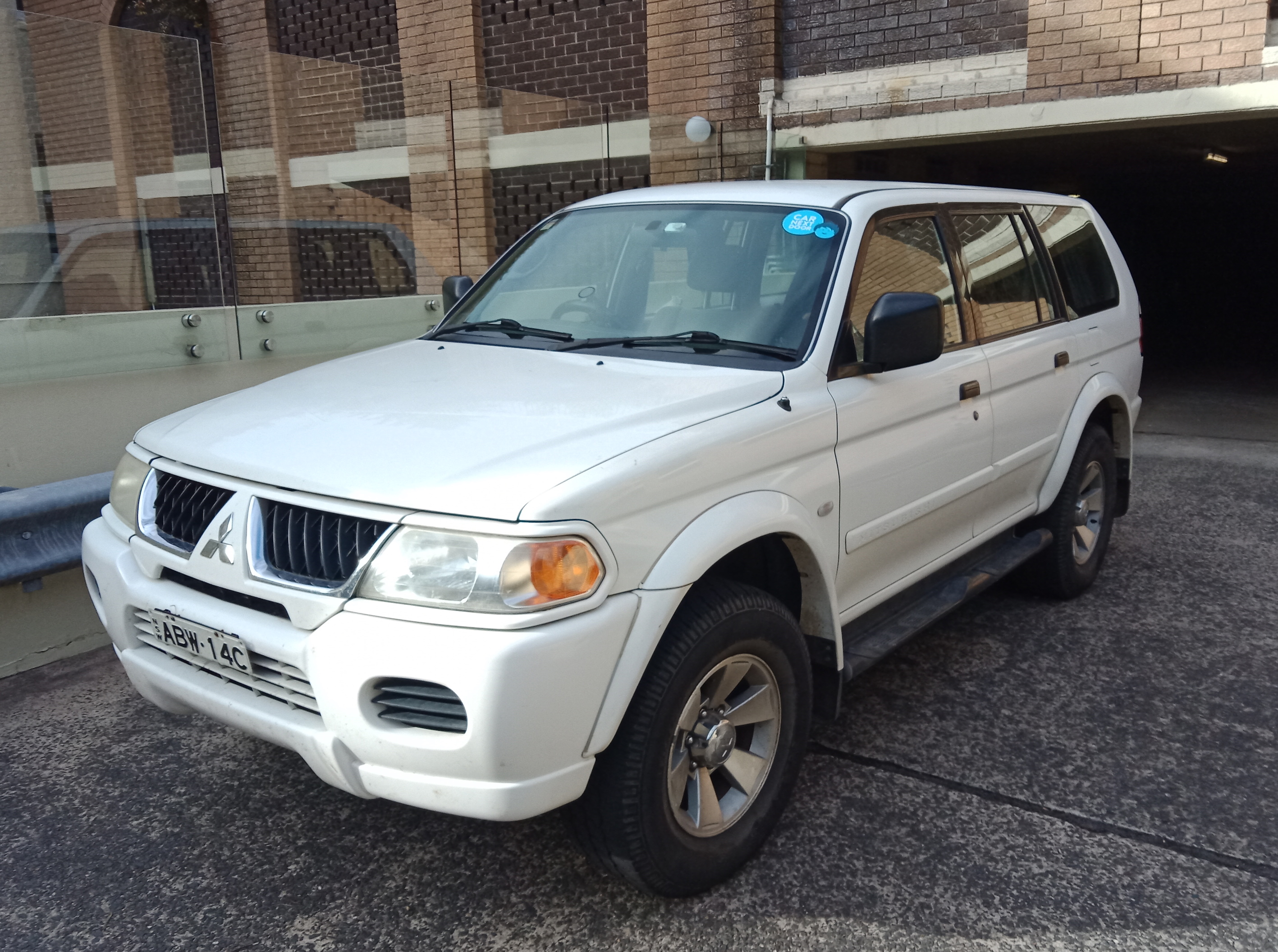 Picture of Joshua's 2005 Mitsubishi Challenger