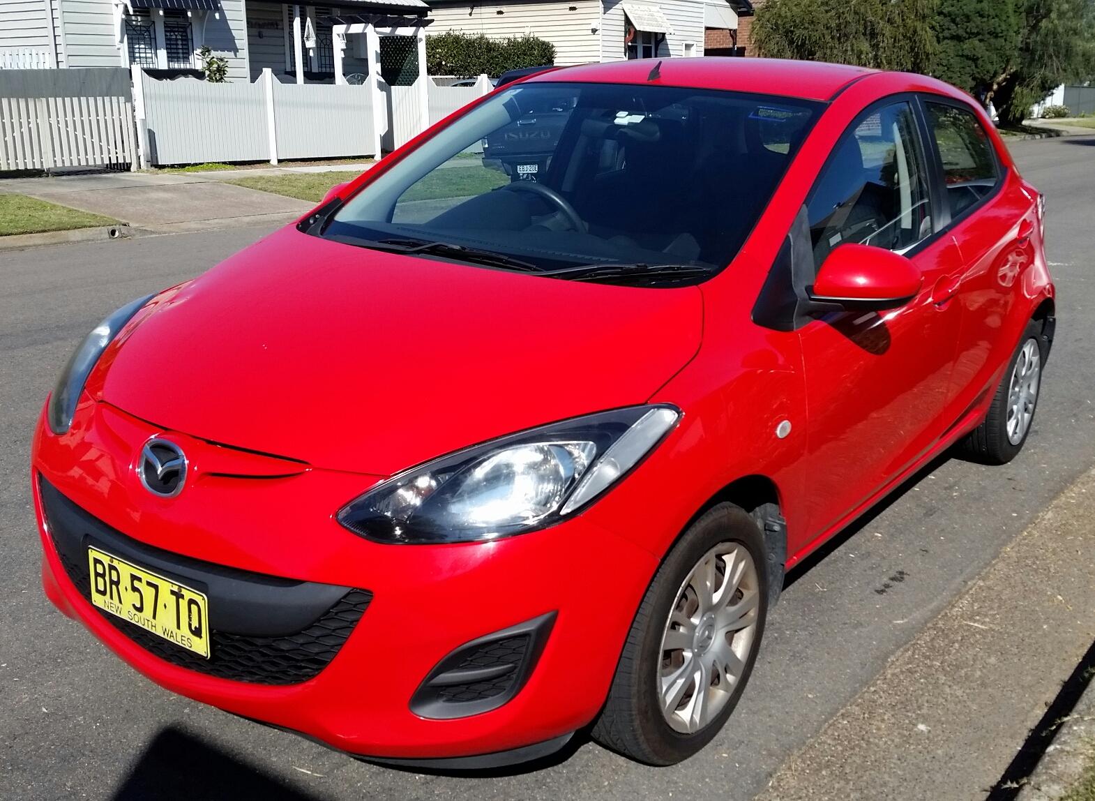 Picture of Emma's 2011 Mazda 2