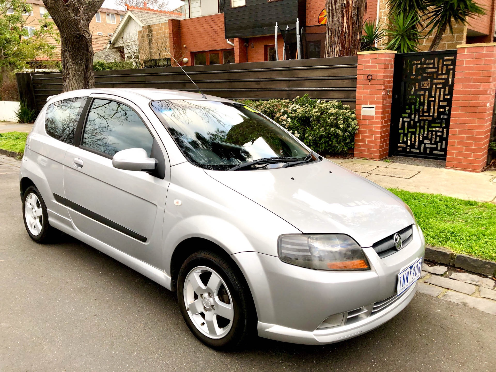 Picture of Dennis' 2007 Holden Barina