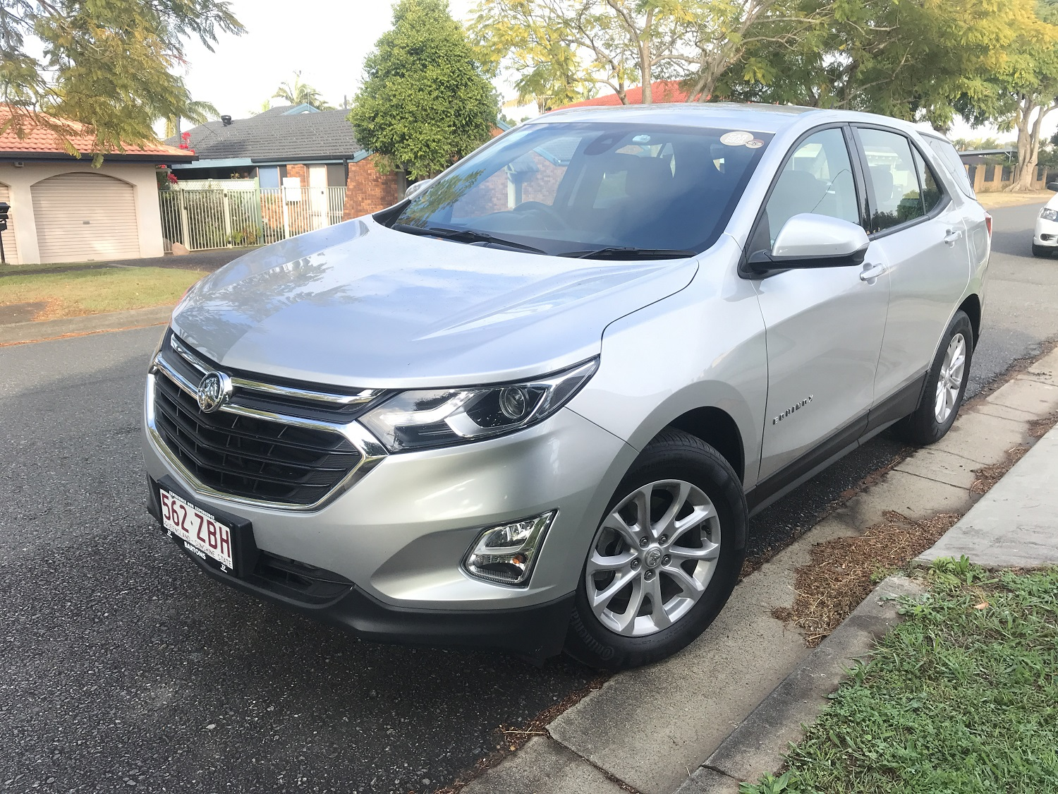 Picture of David's 2018 Holden Equinox