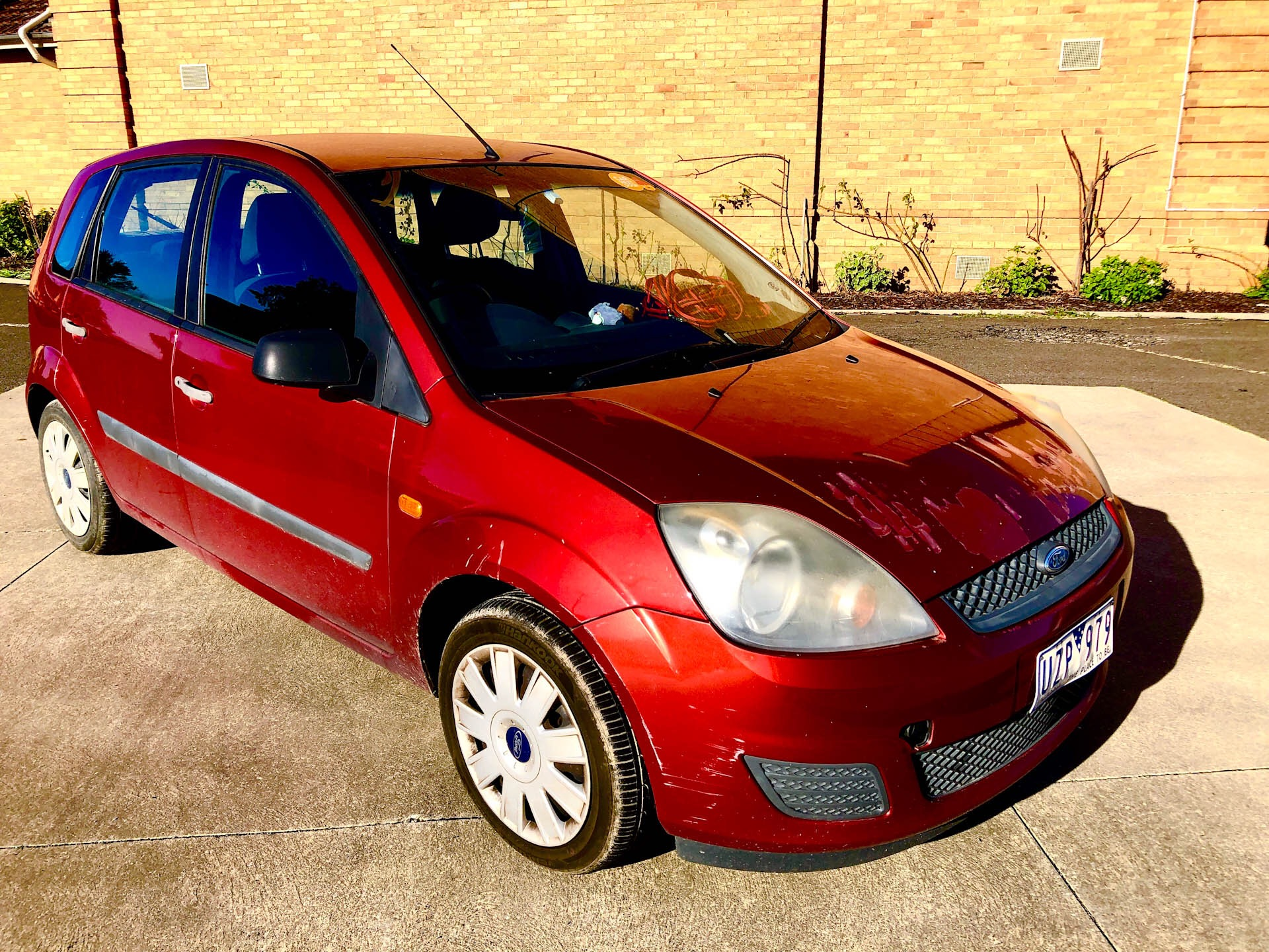 Picture of Emma's 2007 Ford Fiesta
