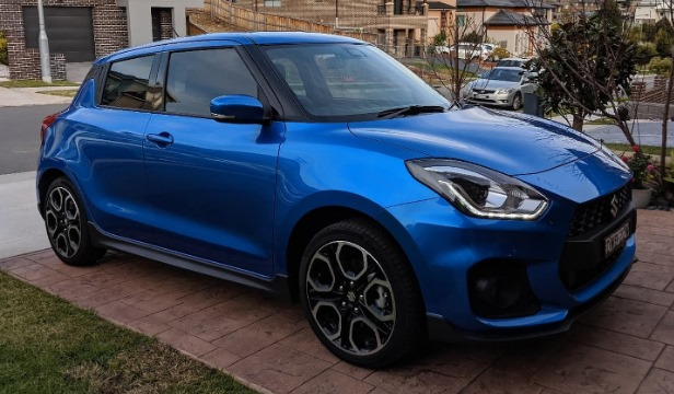 Picture of Grei's 2018 Suzuki Swift Sport