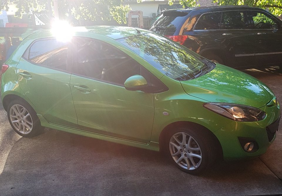 Picture of Kimberly's 2011 Mazda 2