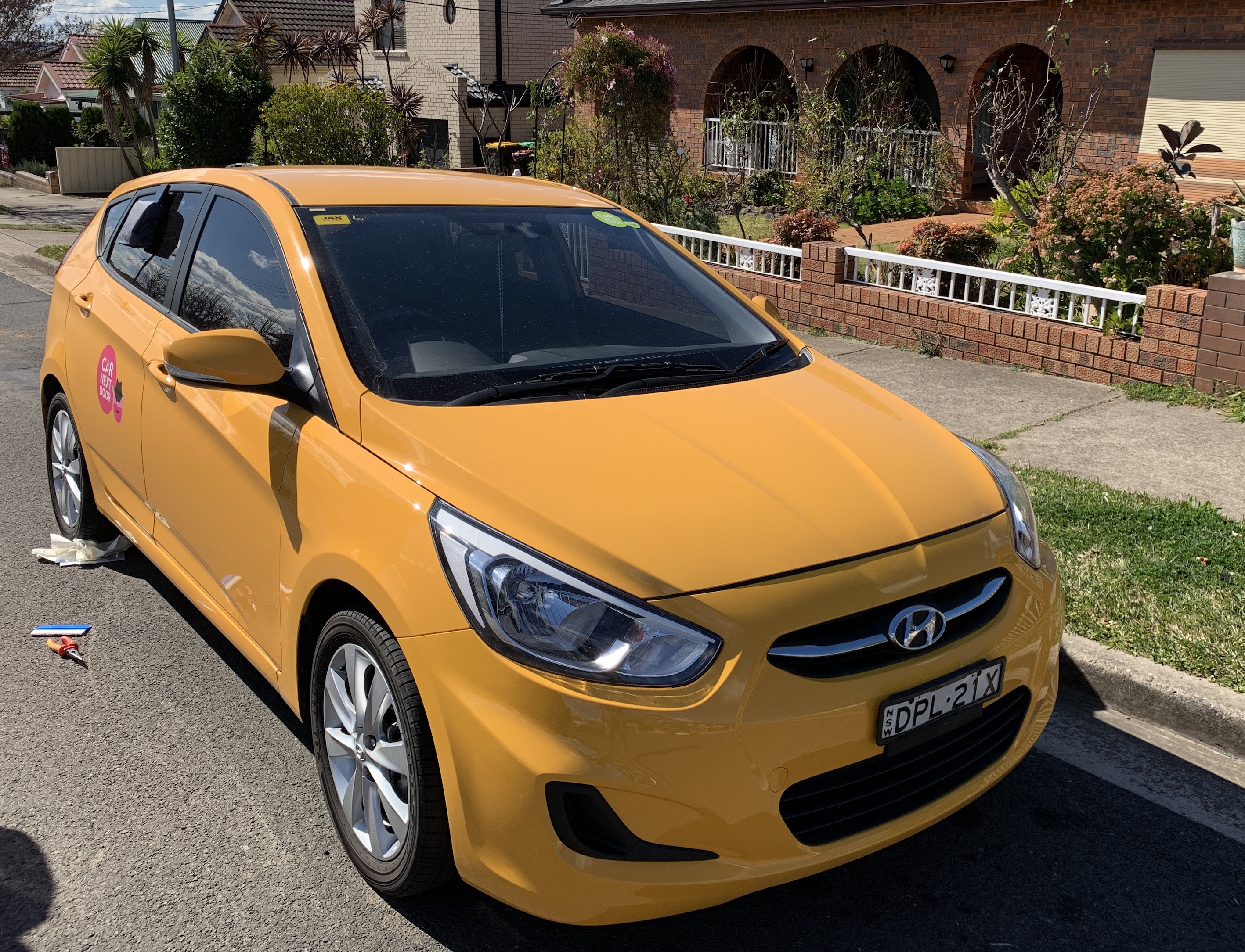 Picture of Danilo's 2017 Hyundai Accent