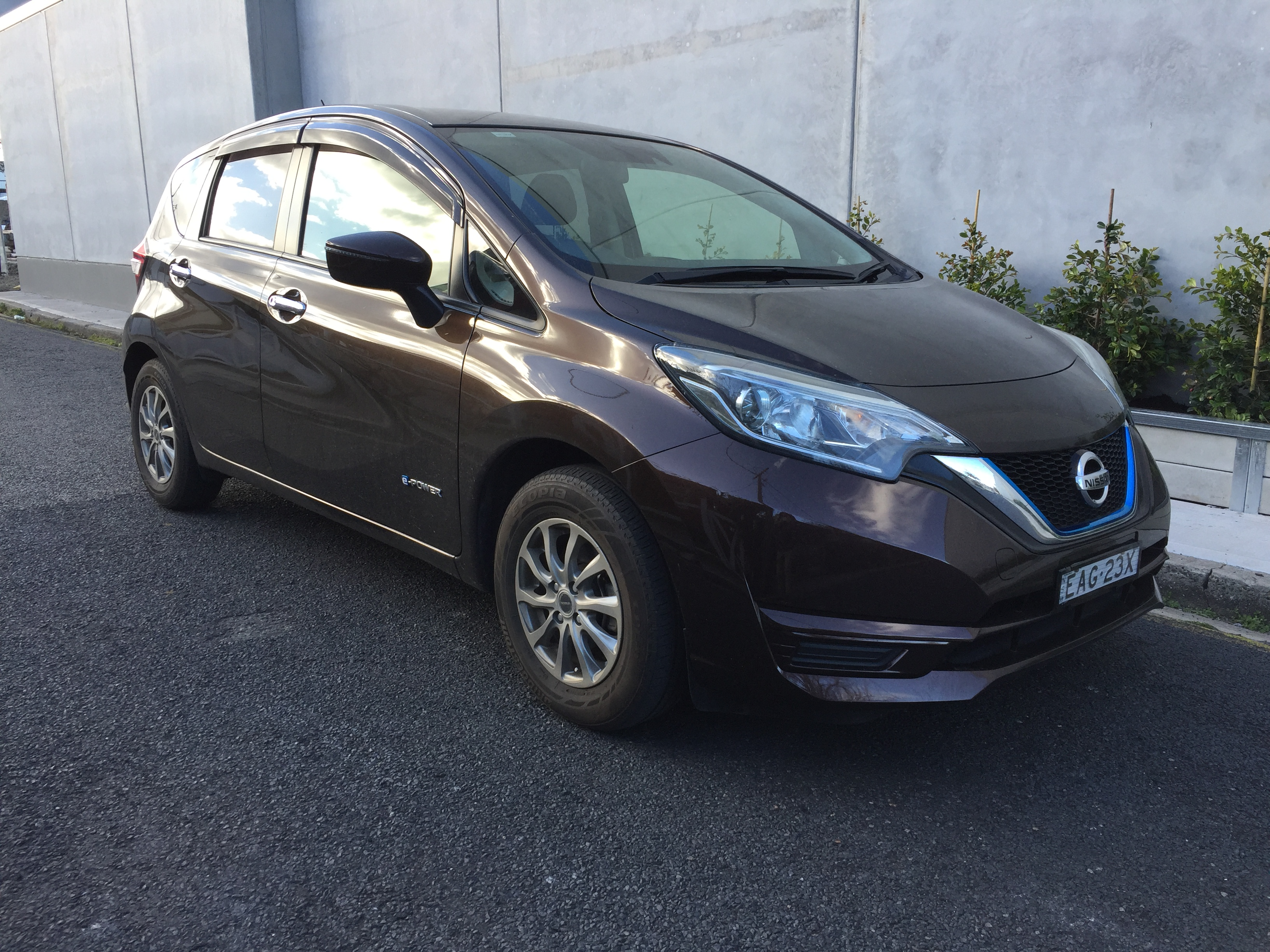 Picture of Dennis' 2016 Nissan Note