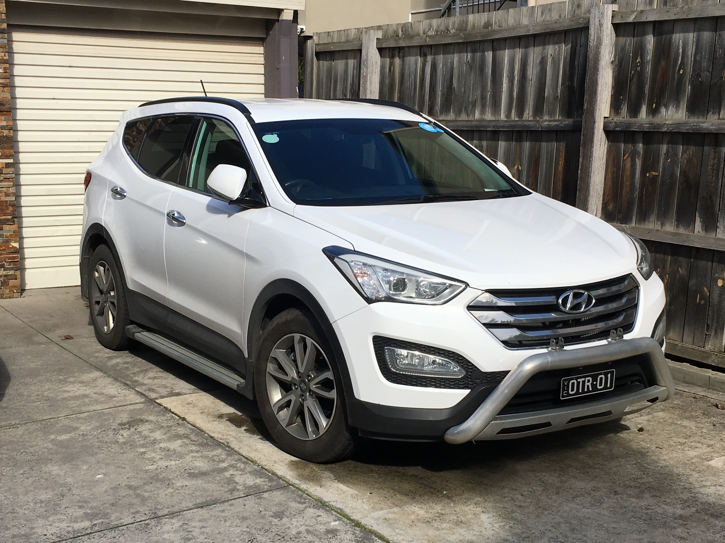 Picture of Benlee's 2014 Hyundai Santafe