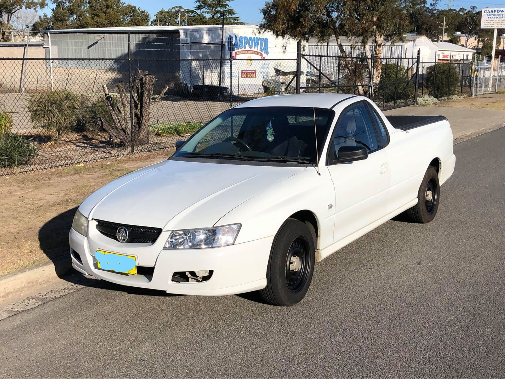 Picture of James' 2007 Holden Commodore