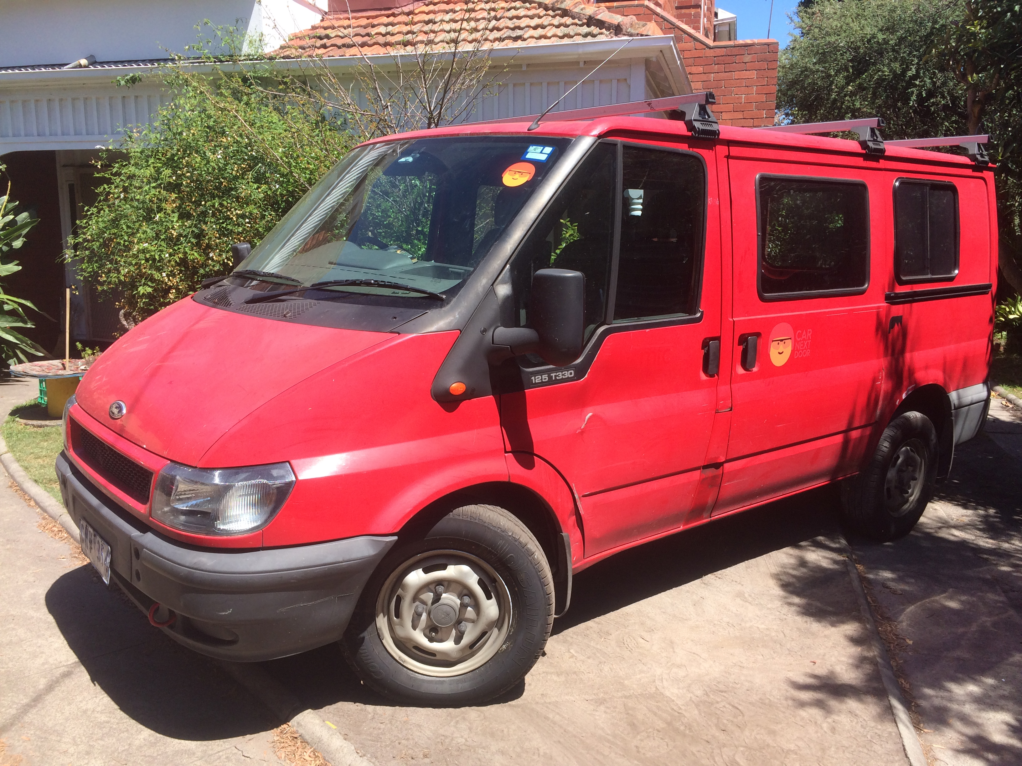 Picture of Husky's 2003 Ford Transit