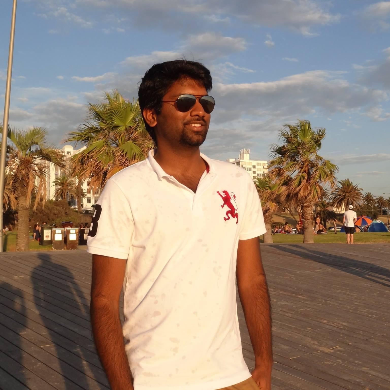 Vishnu Shanker's profile picture
